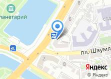 Компания «Агентство автострахования» на карте