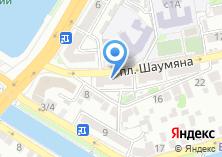Компания «Астрахань Медтехторг» на карте