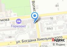 Компания «Артишок» на карте