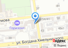 Компания «Под напряжением» на карте
