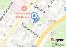 Компания «Детский сад №15» на карте