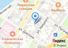 Компания «Дела» на карте