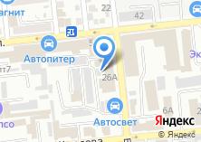 Компания «АвтоКлиматСервис» на карте