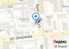 Компания «Электромонтажная фирма» на карте