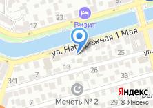 Компания «Современные системы и технологии» на карте