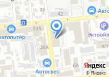 Компания «АкваСтрой30» на карте