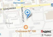 Компания «ЮСИ» на карте