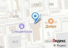 Компания «Астраханская мониторинговая компания» на карте