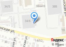 Компания «Столярный цех» на карте