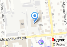 Компания «Форсаж А» на карте