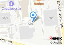 Компания «Bike House» на карте