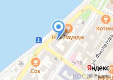 Компания «Дымкофф» на карте