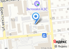 Компания «Аура» на карте