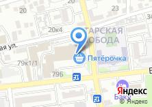 Компания «Элион» на карте