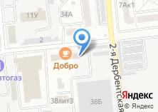 Компания «Таганка-Авто» на карте