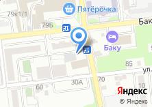 Компания «АстраханьНефтеРесурс» на карте