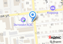 Компания «Цветное молоко» на карте