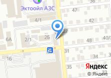 Компания «Росвуд-Астрахань» на карте