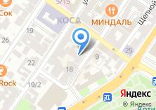 Компания «Чудотворы» на карте