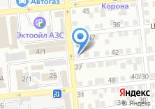 Компания «Астраханская оконница» на карте