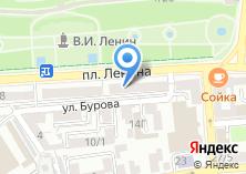 Компания «Адвокатская контора Кировского района г. Астрахани» на карте