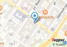 Компания «Профсоюз работников агропромышленного комплекса РФ» на карте