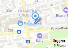 Компания «Средняя общеобразовательная школа №11 им. Г.А. Алиева» на карте