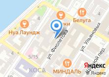 Компания «Культовый бар» на карте