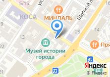 Компания «Эколас» на карте