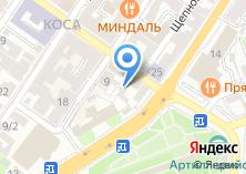 Компания «Мастерская по пошиву и ремонту кожаных изделий» на карте