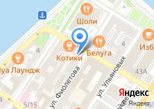 Компания «Астраханский сувенир» на карте
