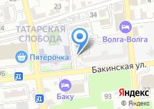 Компания «Тотоша» на карте