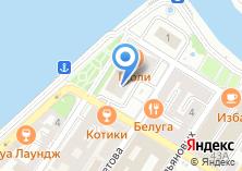 Компания «Крем-Kafe» на карте
