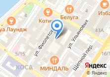 Компания «Ежевичка» на карте