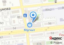 Компания «Экстра-сервис» на карте