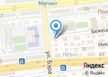 Компания «Федерация спортивной борьбы Астраханской области» на карте