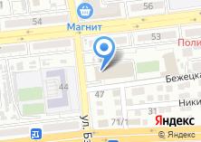 Компания «Федерация дзюдо Астраханской области» на карте
