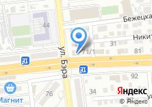 Компания «НАЦИОНАЛЬНЫЙ КОНСУЛЬТАЦИОННЫЙ ФОНД» на карте