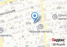 Компания «МЭСИ Московский государственный университет экономики статистики и информатики» на карте