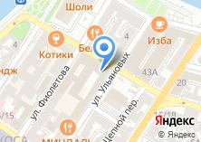 Компания «Al Pash Astrakhanskaya» на карте