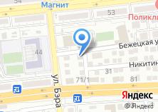 Компания «Наркологический центр» на карте