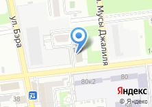 Компания «Астра» на карте