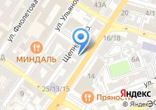 Компания «Спутник-Астрахань» на карте