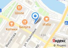 Компания «Институт технологий» на карте