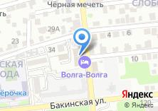 Компания «Волга-Волга» на карте