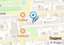 Компания «Студия красоты и стиля Светланы Горбачевой» на карте