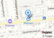 Компания «LITE» на карте