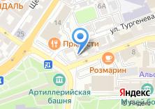 Компания «Мастерская по ремонту мобильных телефонов» на карте