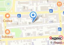 Компания «Прокуратура Советского района г. Астрахани» на карте