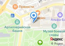 Компания «Торговый Дом» на карте